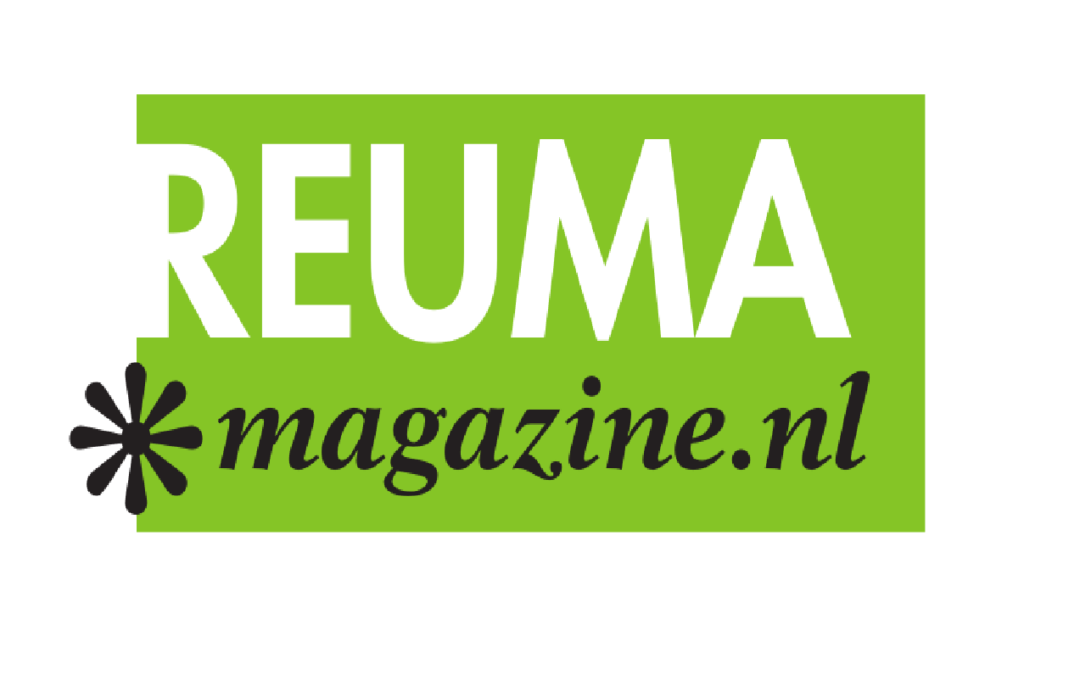 Interview over ReumanetNL met Wilfred Peter in Reumagazine